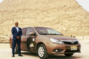 Cairo: Private Car Rental with Driver