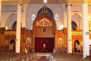 Cairo: Private Guided Day Tour of Ancient Egyptian Churches