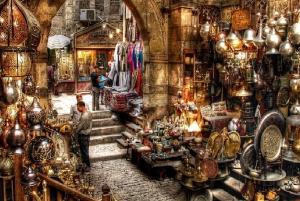 Cairo: Private Half-Day Local Market and Souq Tour