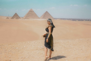 Cairo: Private Photo Session with a Local Photographer
