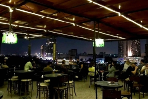 Cairo: Pub Crawl and Speakeasy Bar Tour with 2 Free Drinks