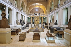 Cairo: Pyramid and Museum Tour with Entrance Fee Included