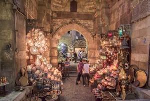 Cairo: Tour to Al Baron Palace, Citadel & Old Cairo Tour