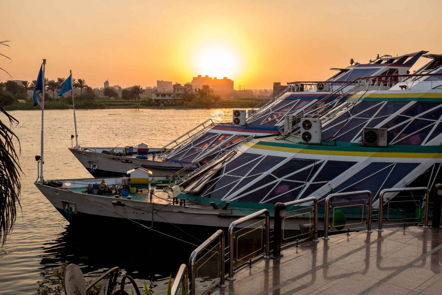 Dinner Cruise on the Nile River