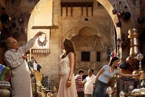 Egyptian Museum & Khan El-Khalili Bazaar Tour