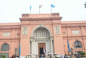 Egyptian Museum of Antiquities Ticket and Transfer