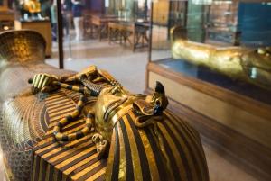 Egyptian Museum, Pyramids & Bazaar Private Tour