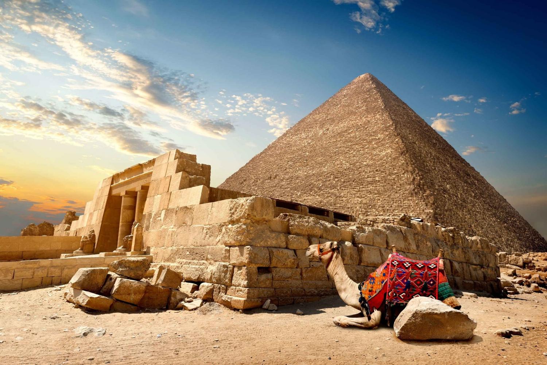 Egyptian Pyramid Tour