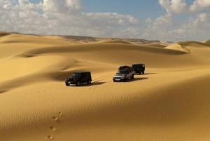 Fayum: 2-day Western Desert Jeep Camping Adventure
