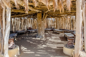 From Cairo: 4x4 Desert Safari with Sandboarding & Camel Ride