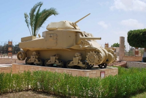 From Cairo: Alexandria and El-Alamein Tour with Overnight