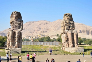 From Cairo: Day Trip to Luxor by Plane