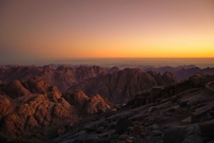 From Cairo: Mount Sinai & St. Catherine's Monastery Day Trip