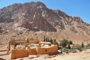 From Cairo: Overnight Trip to Saint Catherine Monastery