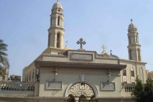 From Cairo: Private Coptic Discovery Tour to Alexandria