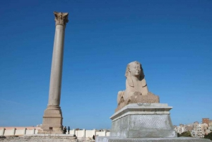 From Cairo: Private Full-Day Tour of Historical Alexandria