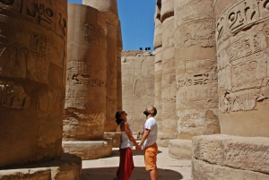 From Day Trip to Luxor by Plane