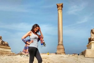 From El Alamein and Alexandria Guided Day Tour