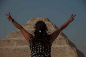 From Hurghada: 2-Day Trip to Cairo by Plane