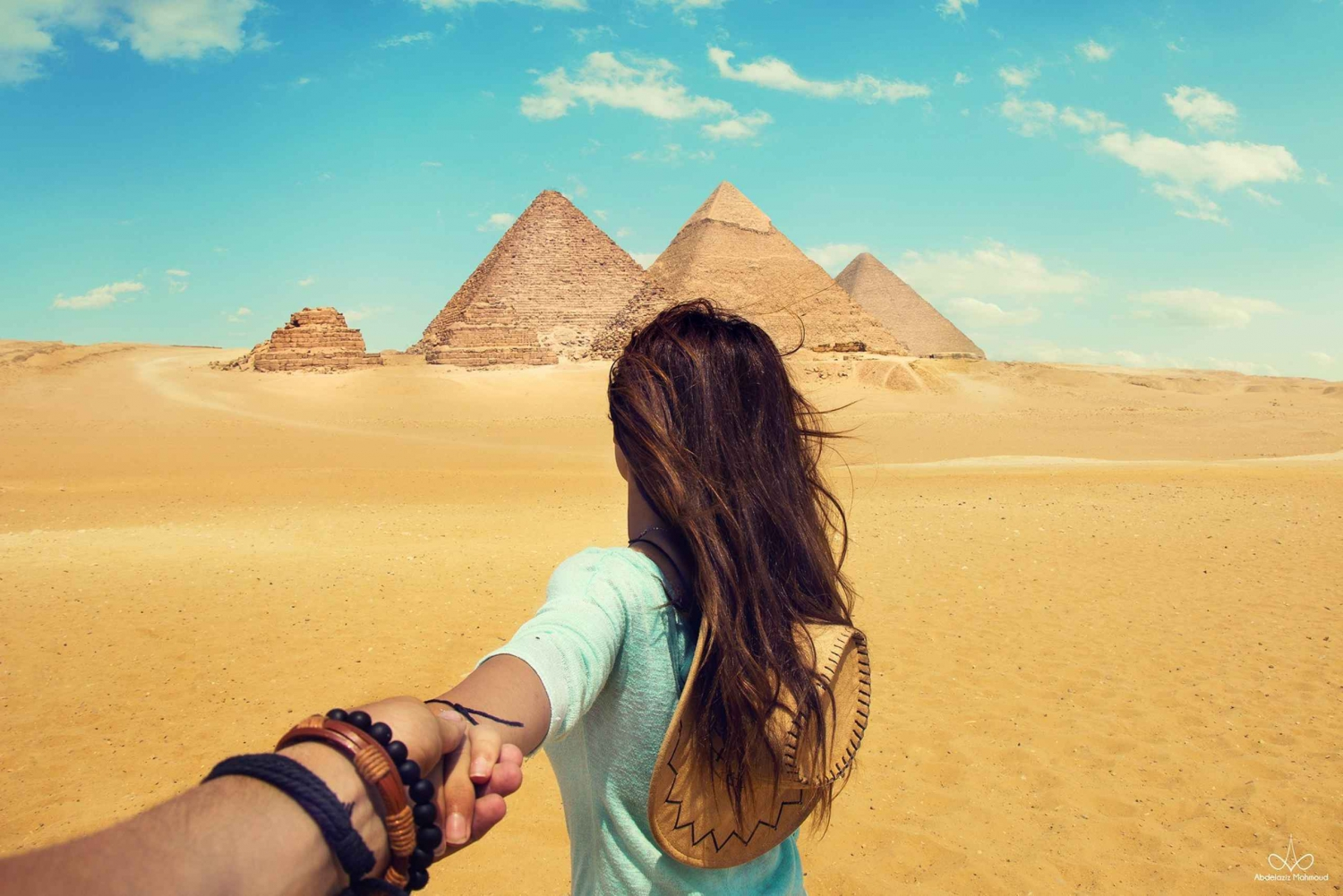 From Hurghada: Cairo Full-Day Tour including Flights