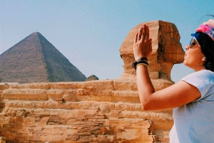 From Hurghada: Day Trip to Cairo by Flight and Guided Tour