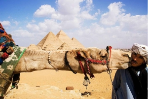 From Hurghada: Full-Day Trip to Cairo by Plane