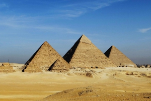 From Hurghada: Full-Day Trip to Cairo & Giza by Bus