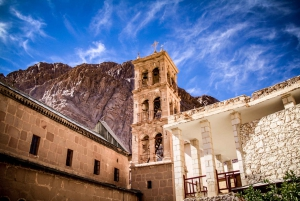 From Mount Sinai & St. Catherine's Monastery Day Trip