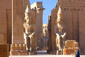 From Private All-Inclusive Tour of Luxor by Plane