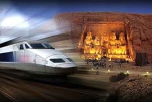 From Sleeping Train Transfer to Aswan and Luxor