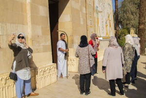 Giza: Pharaonic Village Half-Day Tour with Hotel Pickup