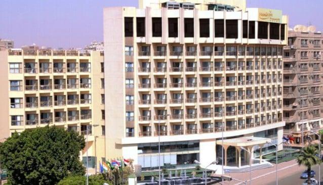 Horizon Pyramids Hotel