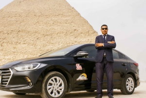 Private Car Rental with Driver