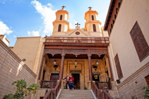 Private Guided Day Tour of Ancient Egyptian Churches