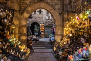 Private Half-Day Local Market and Souq Tour
