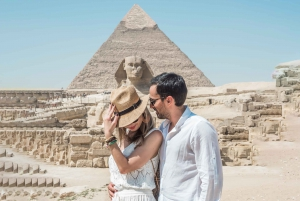 Private Half-Day Pyramids Tour with Photographer