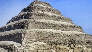 Pyramids Memphis and Sakara
