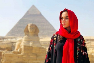 Pyramids, Museum Visit & Dinner Cruise Combo