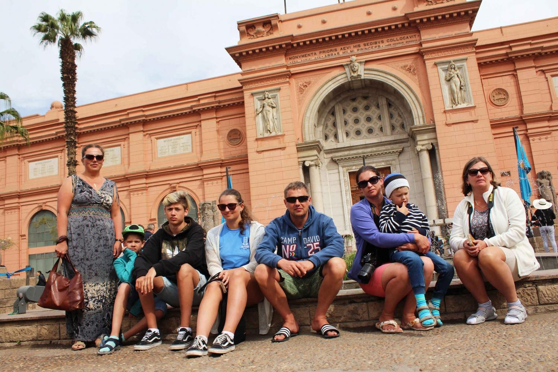 Tahrir Square Tour & Egyptian Museum
