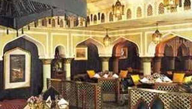The Moghul Room