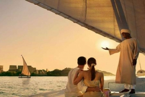 The Nile: Felucca Ride with Meal and Transfers