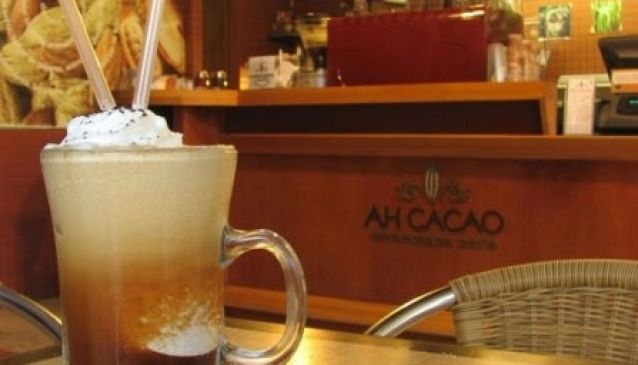 Ah Cacao Chocolate Cafe