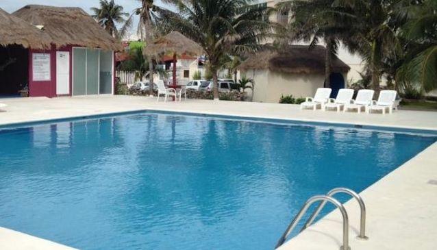 Beachfront Suite Turquoise Sea Cancun