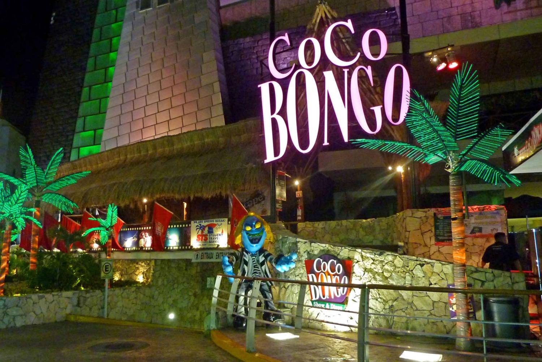 Bongo Night Clubs Tour with Open Bar