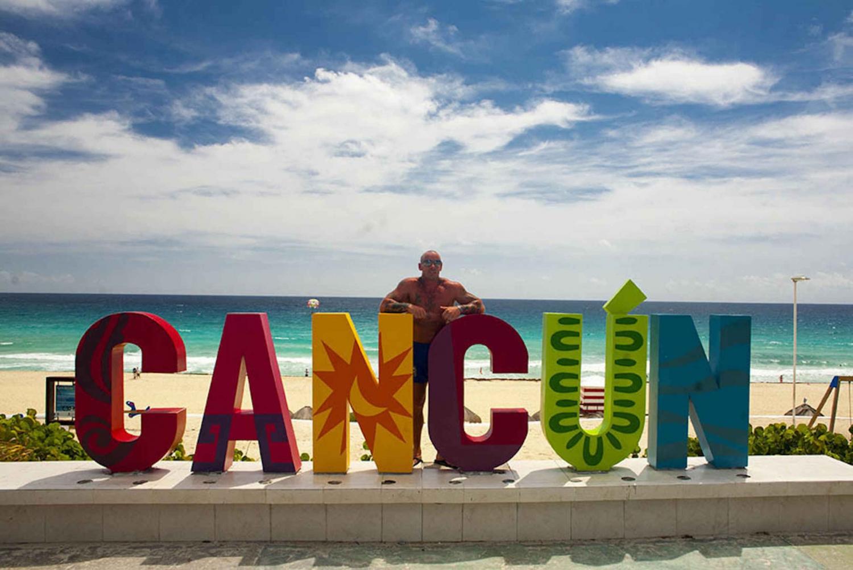 Cancun City Sightseeing Tour from Riviera Maya