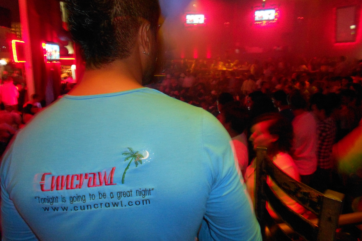 Cancun Club and Bar Crawl