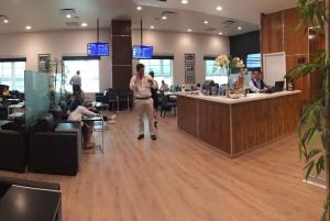 Cancun International Airport VIP Lounge Access