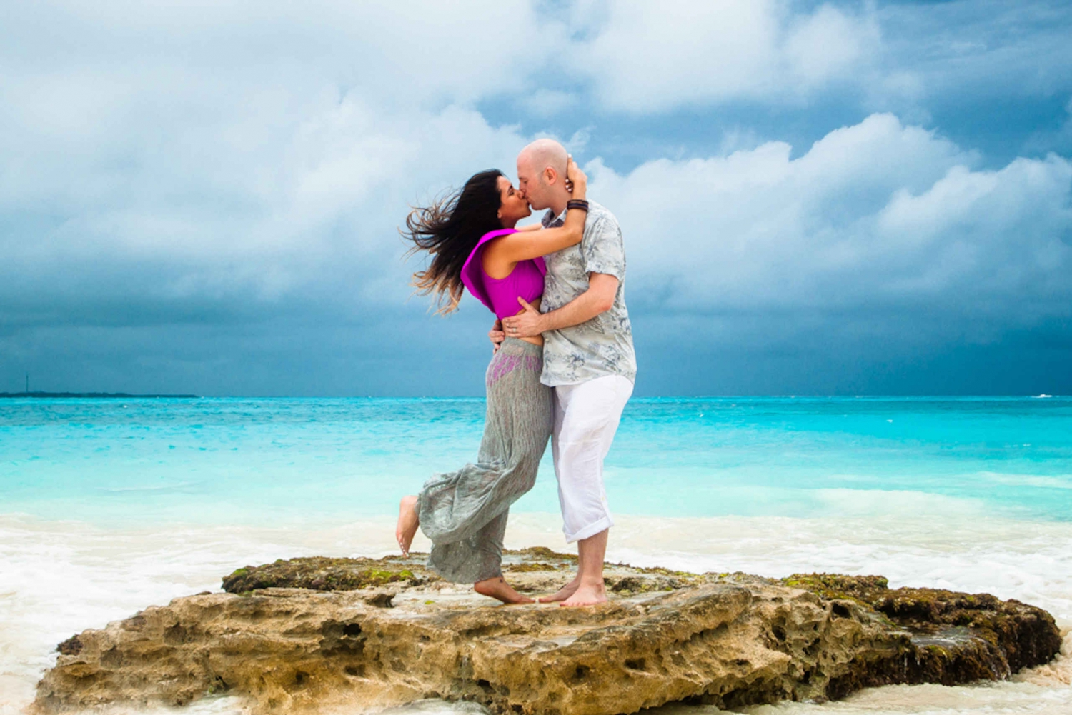 Cancun Private Photo Shoot for Couples and Families