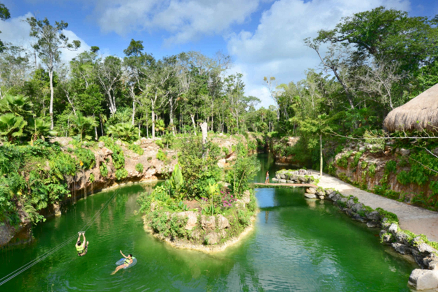 Cenotes Oasis Day Tour from Cancún & Riviera Maya
