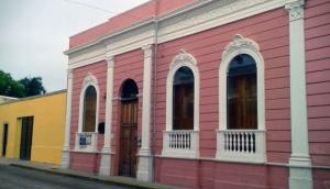 CEPHCIS UNAM art gallery in Santa Lucia